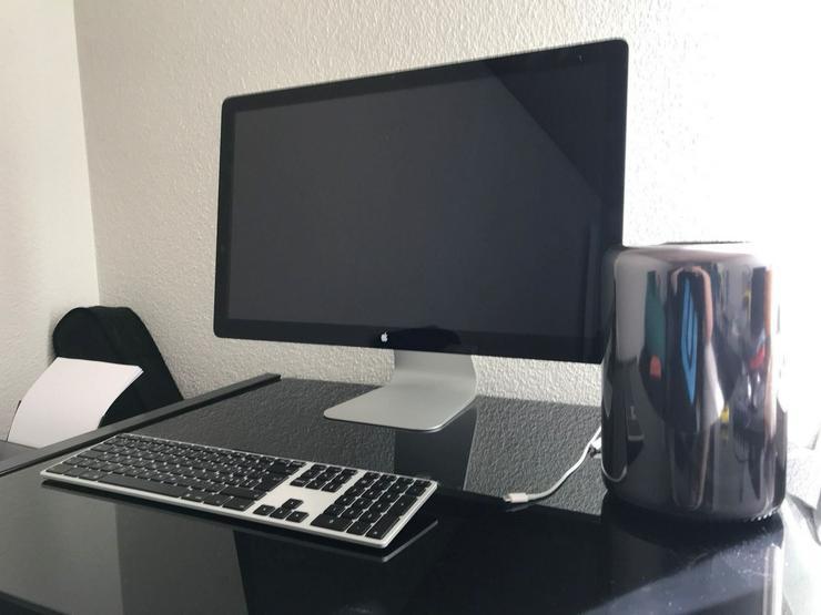 Mac Pro - 12 Core - 64GB Ram - 1T SSD - Komplettsysteme - Bild 1
