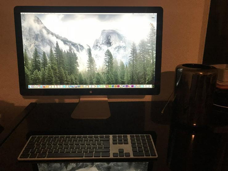Bild 3: Mac Pro - 12 Core - 64GB Ram - 1T SSD