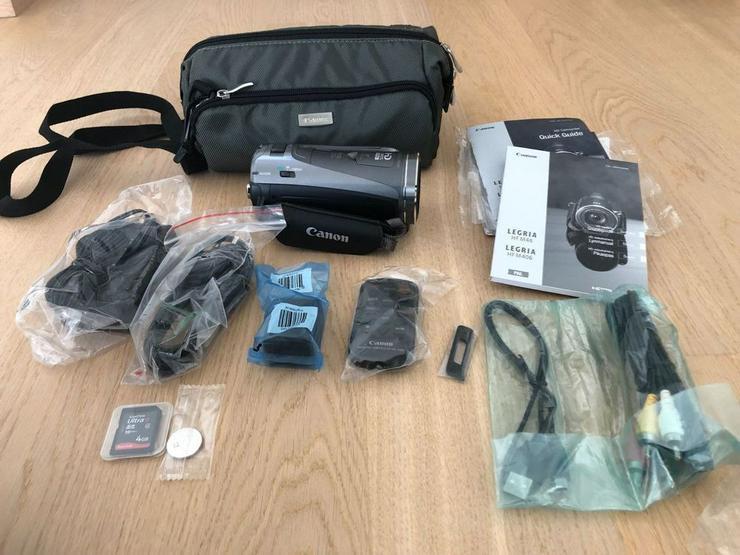 HD Videokamera Canon Legria HF M406