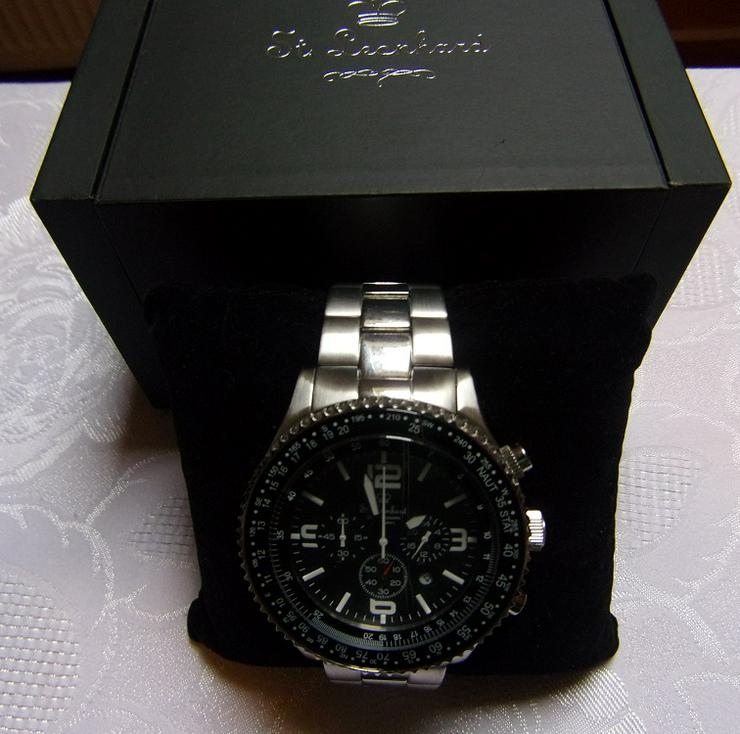 Sportlicher Herren-Chronograph Uhr