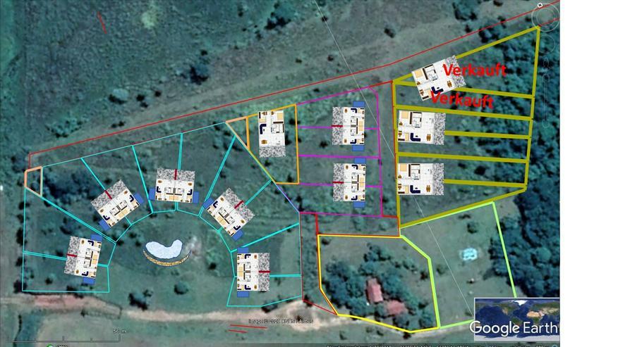 Verkaufen neue Häuser/ Grundstücke in Paraguay