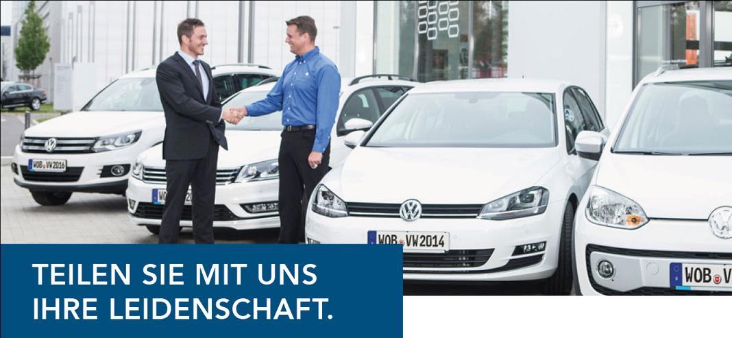 Volkswagen Neuwagenverkäufer (m/w/d)