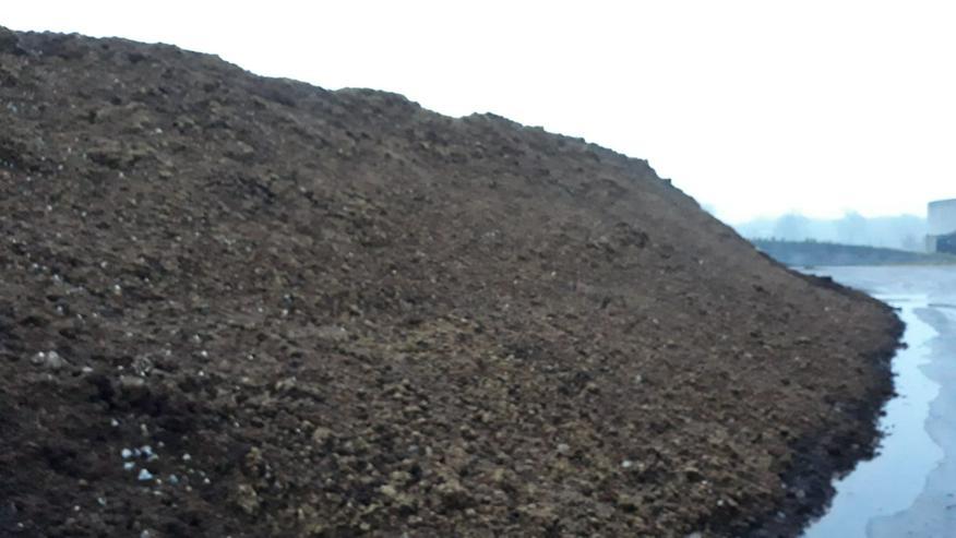 Gärreste von eigenes Biogasanlage : Gärrrest TS 21%