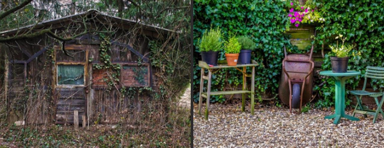 Endlich den Garten machen? Protagonisten für TV-Reportage gesucht