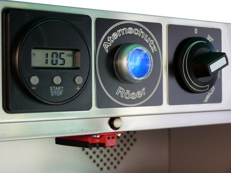 Maskentrockenschrank MTS 1860 New - Elektronikindustrie - Bild 1