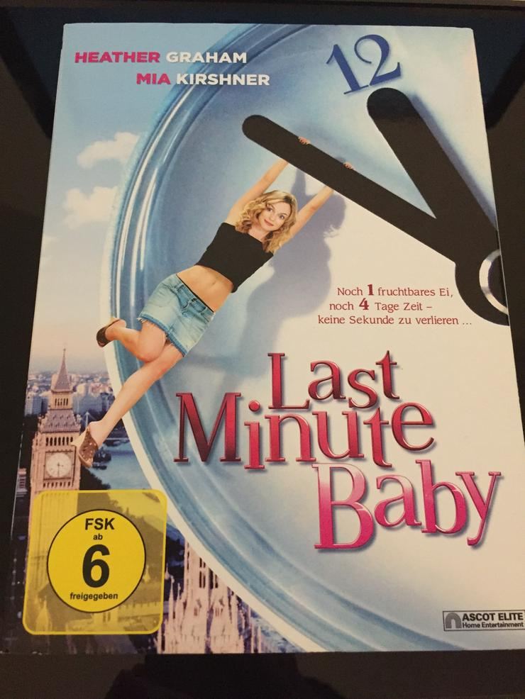 DVD Last Minute Baby