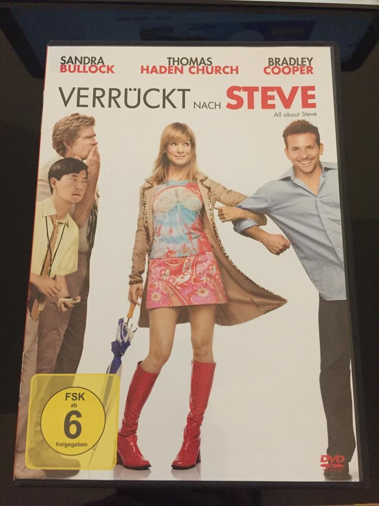 DVD Verrückt nach Steve