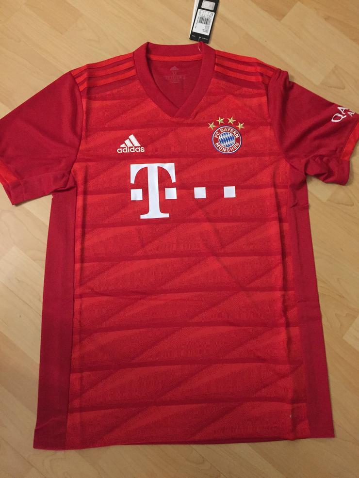 FC Bayern München Trikot Home 2019/20