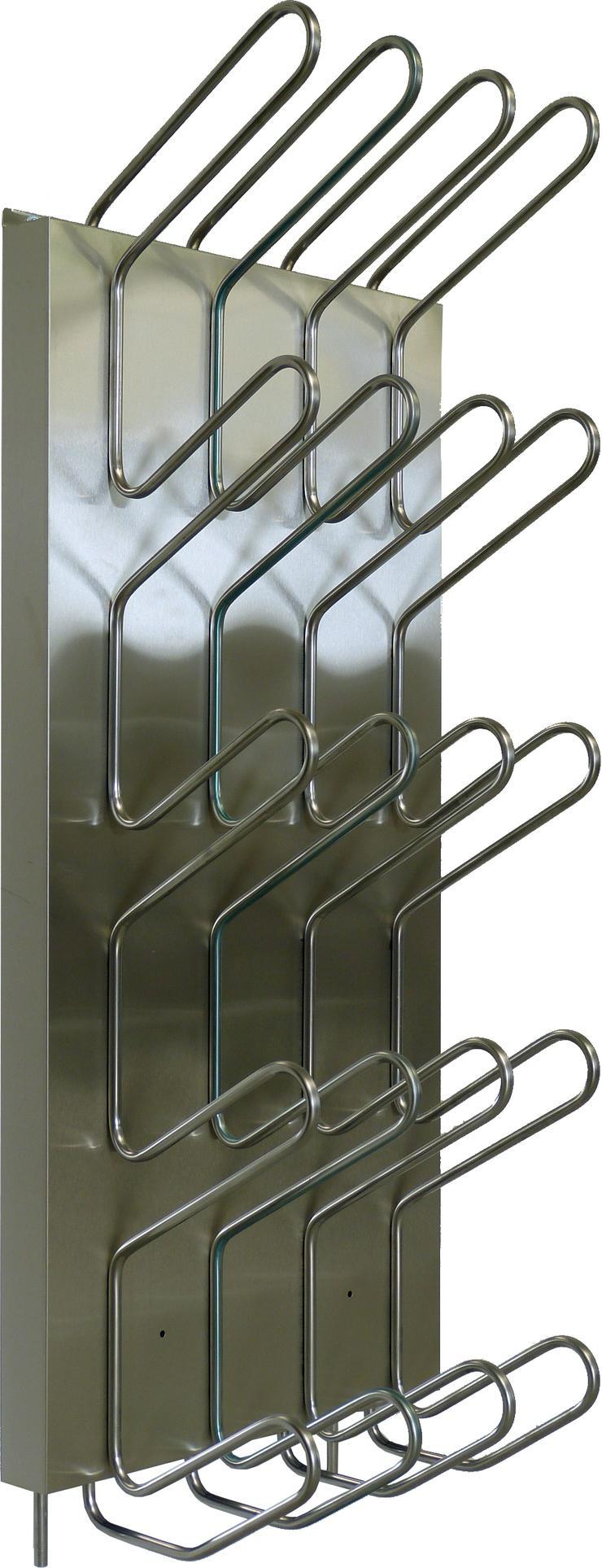 Bild 3: Stiefeltrockner Warmwasser für 20 Paar