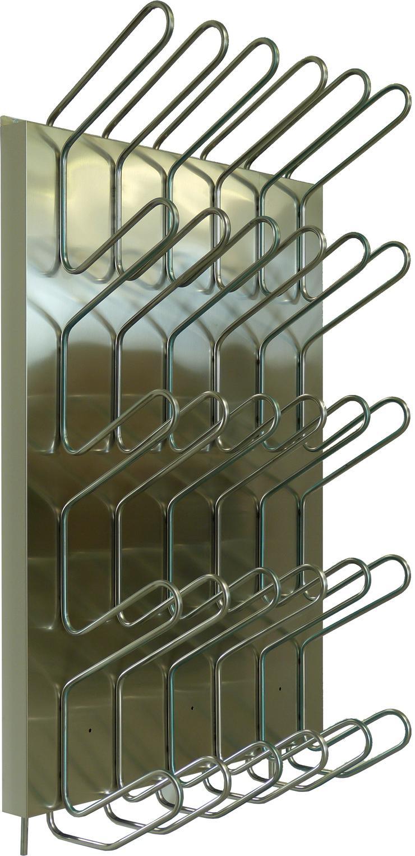 Bild 4: Stiefeltrockner Warmwasser für 20 Paar
