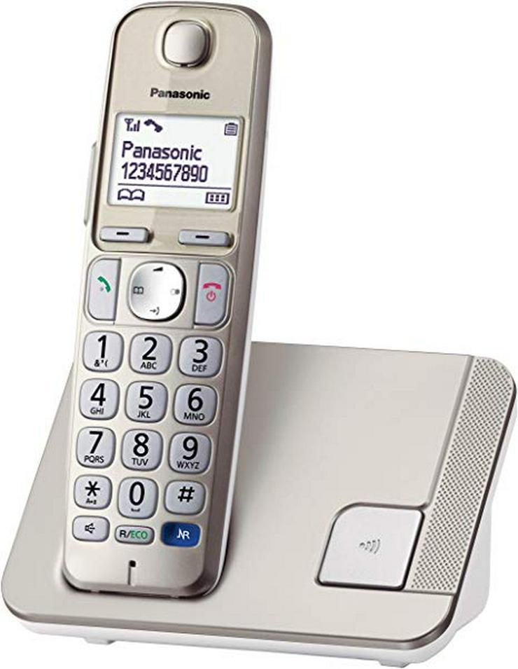 Senioren-Telefon von Panasonic - Festnetztelefone - Bild 1