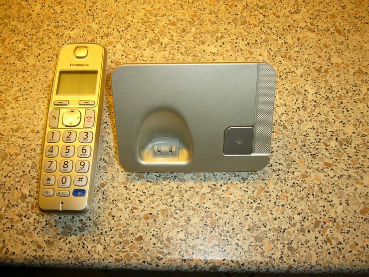 Bild 2: Senioren-Telefon von Panasonic