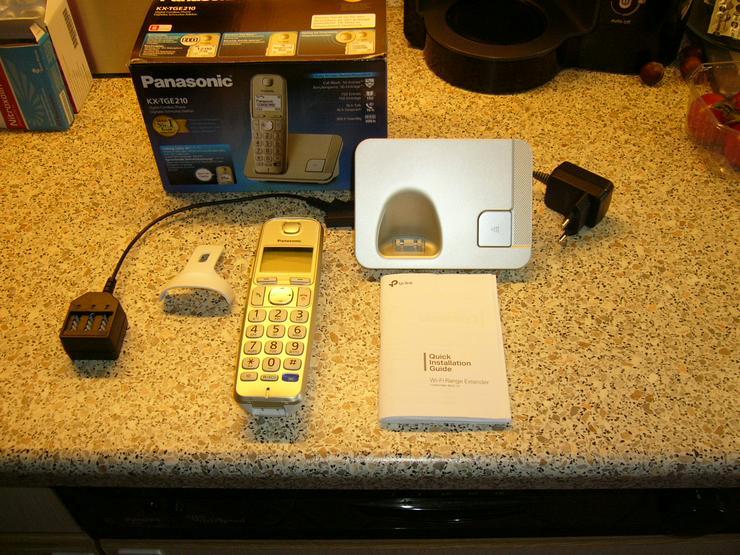 Bild 3: Senioren-Telefon von Panasonic