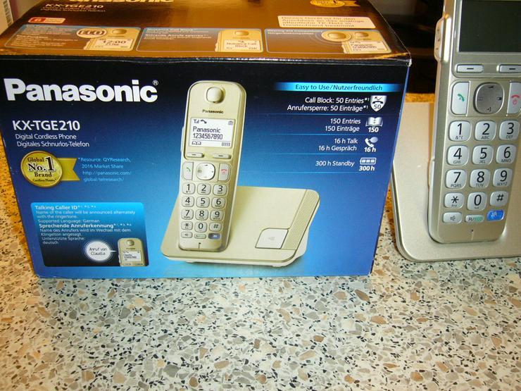 Bild 4: Senioren-Telefon von Panasonic