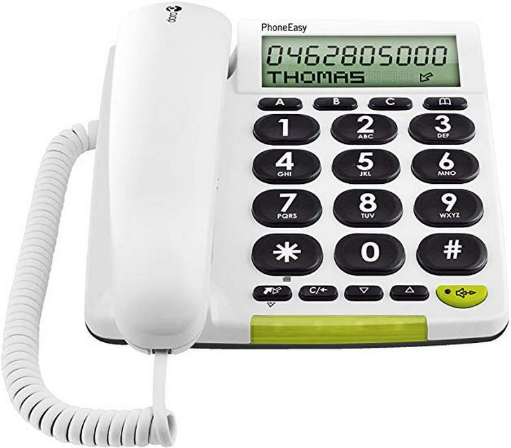 Senioren Telefon – Schwerhörigen Telefon