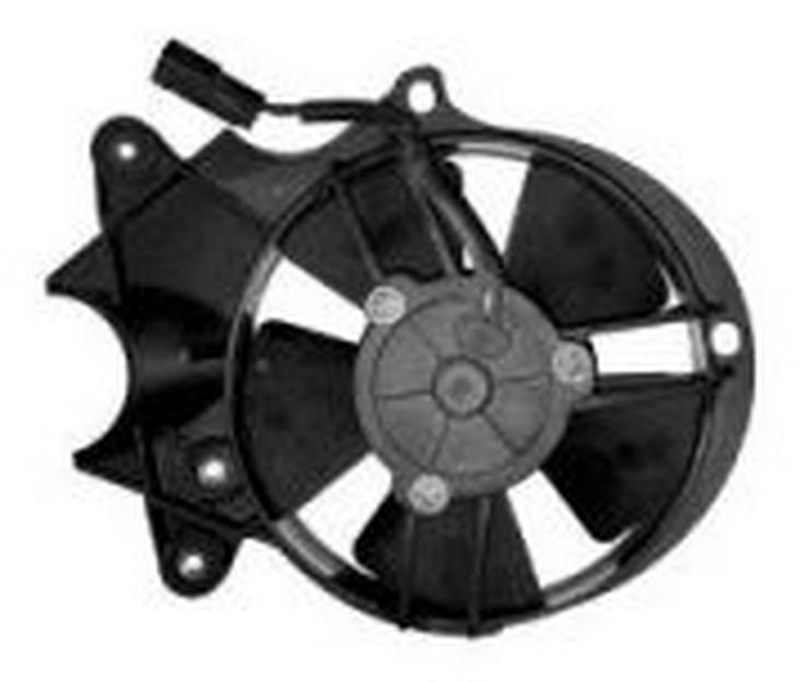 Motorrad-Kühlerventilatoren