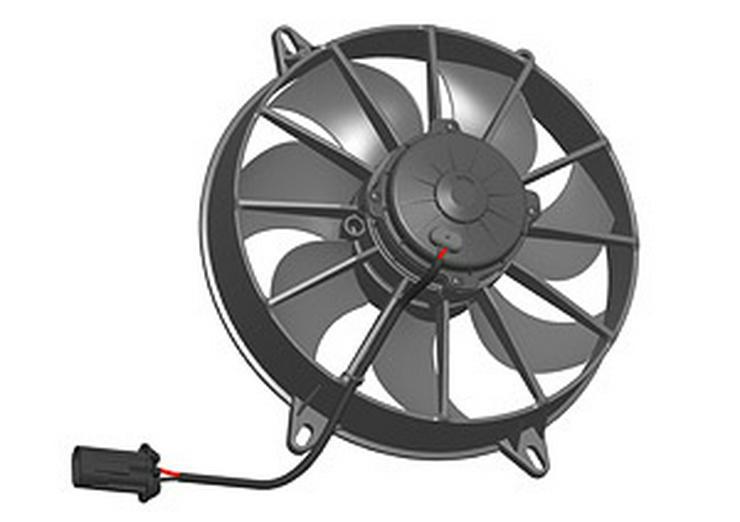 Bild 2: Spal ventilatoren, Lüfter und Gebläse für Automobil und Industrielle Anwendungen 12V 24V