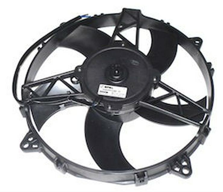 Bild 3: Spal ventilatoren, Lüfter und Gebläse für Automobil und Industrielle Anwendungen 12V 24V