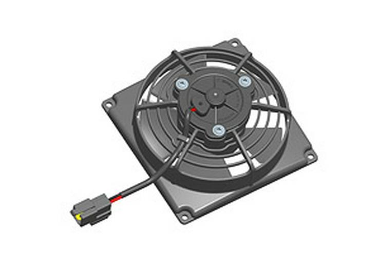 Bild 6: Spal ventilatoren, Lüfter und Gebläse für Automobil und Industrielle Anwendungen 12V 24V