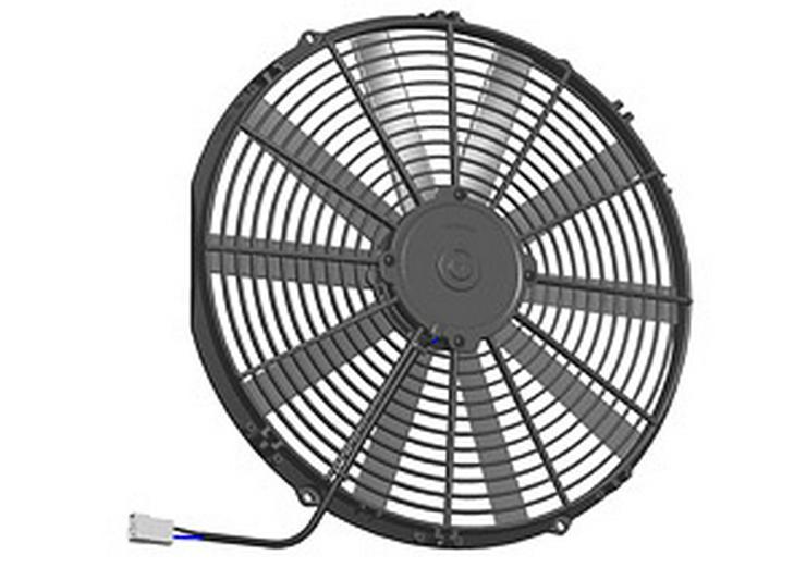 Spal ventilatoren, Lüfter und Gebläse für Automobil und Industrielle Anwendungen 12V 24V