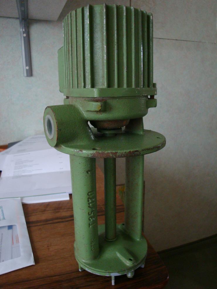 Kühlwasserpumpe - Metallverarbeitung & Fahrzeugbau - Bild 1