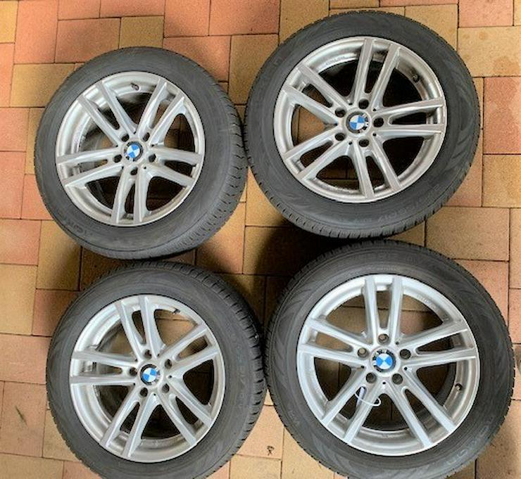 Winterräder BMW 5er F10 Alufelgen + Reifen 225/55 R17