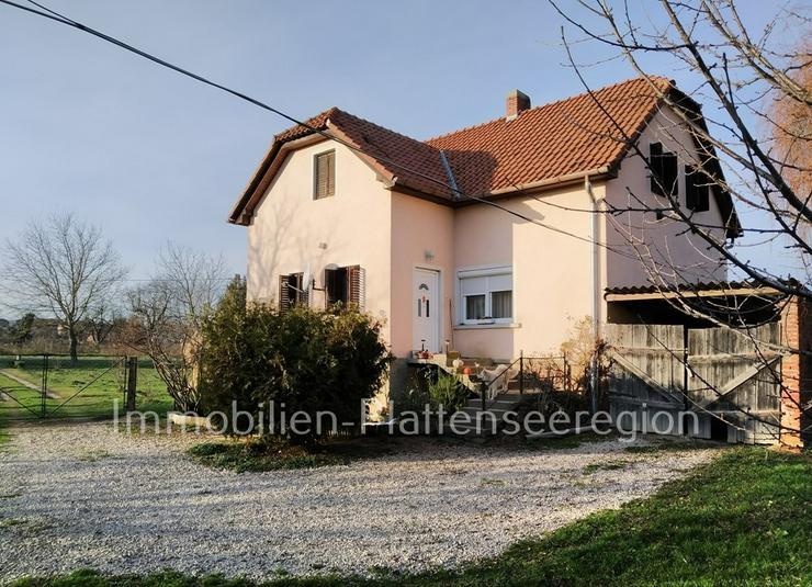 Freisteh. Haus EG + DG,Nähe Zalakaros Ungarn 10.016m² Nr. 60/64