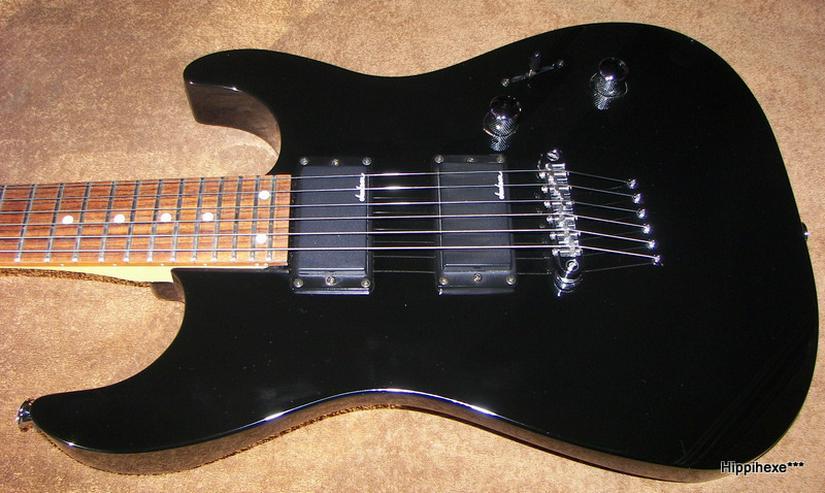 Verkaufe schöne Jackson JS30DKT Dinky Hard Tail Electric Guitar