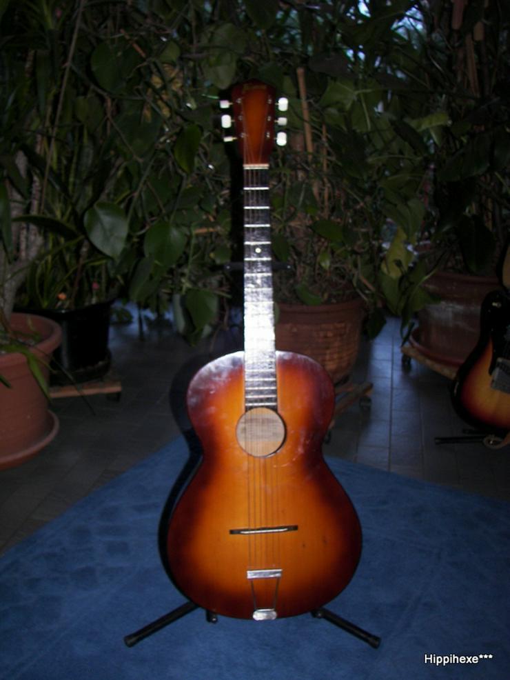 Vintage Framus Gitarre * Parlorgitarre Framus 5/1-50 Baujahr 62 restauriert