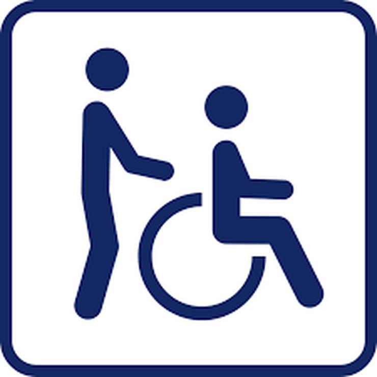 450 € als Behindertenassistentin