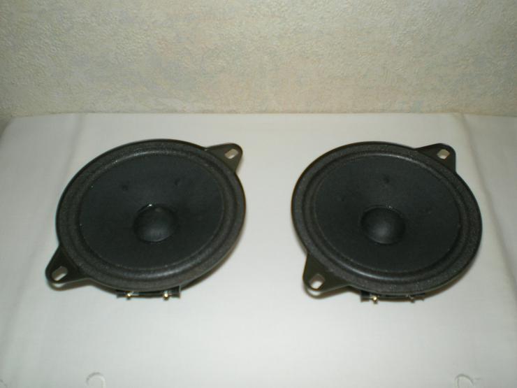 Original Opel + VW Lautsprecher sowie andere LS