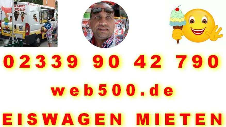 Bild 1: ❣ HOCHZEIT ❣ 🍨 FESTE PARTY 🍨 EISWAGEN MIETEN Wuppertal Remscheid Gevelsberg Hagen Bochum Dortmund Solingen Velbert Mettmann Radevormwald Umgebung