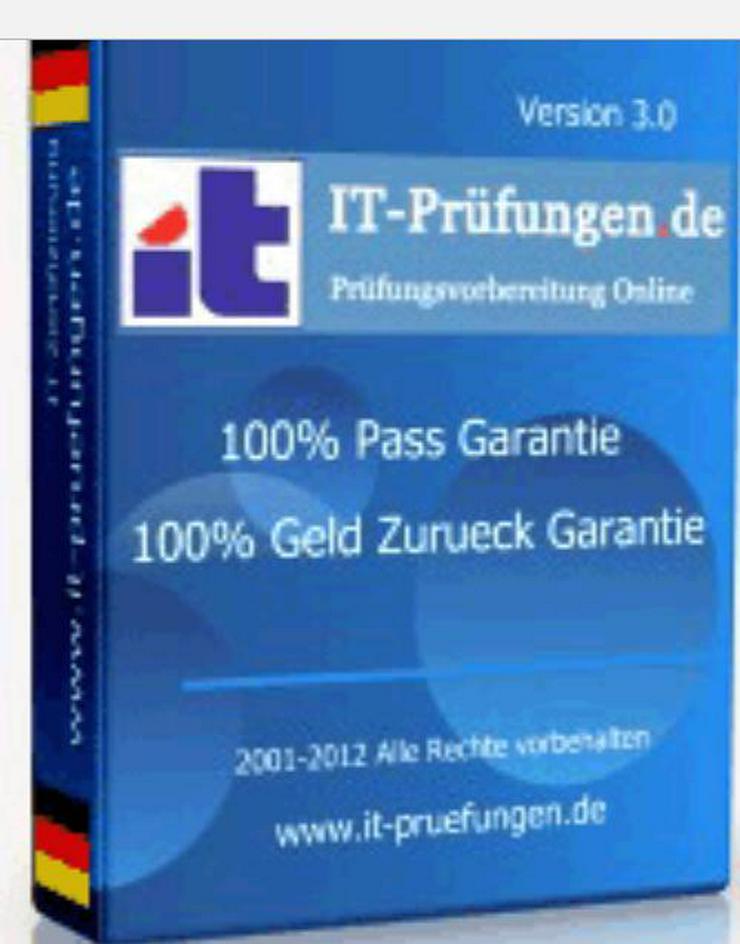 Prüfung 70-744-deutsch Zertifizierungsfragen - Computer & EDV - Bild 1