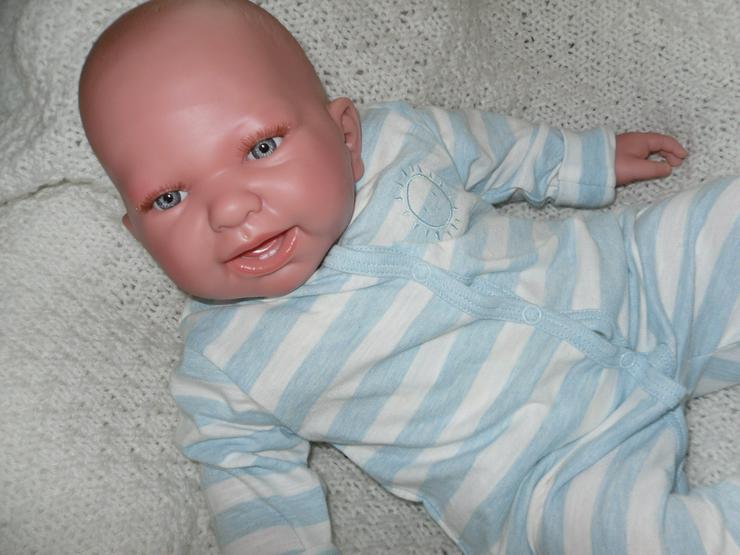 Bild 2: Doro Dolls Rebornbaby Maxim 52 cm Vollvinylpuppe Puppe Baby NEU