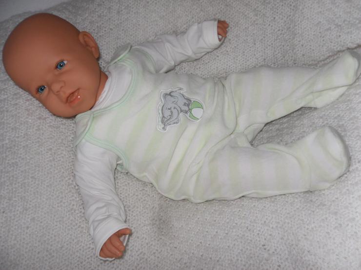 Bild 2: Antonio Juan Babypuppe Henriette 50 cm Baby Puppen Spielpuppen NEU