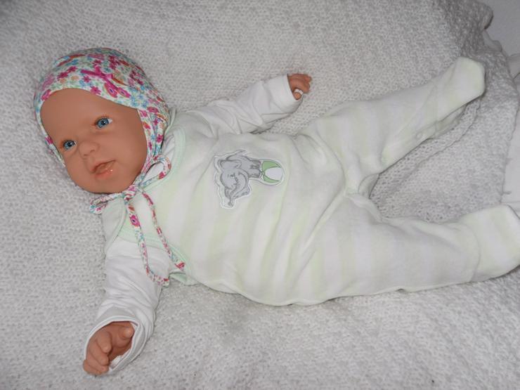 Bild 5: Antonio Juan Babypuppe Henriette 50 cm Baby Puppen Spielpuppen NEU