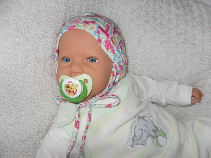 Bild 6: Antonio Juan Babypuppe Henriette 50 cm Baby Puppen Spielpuppen NEU