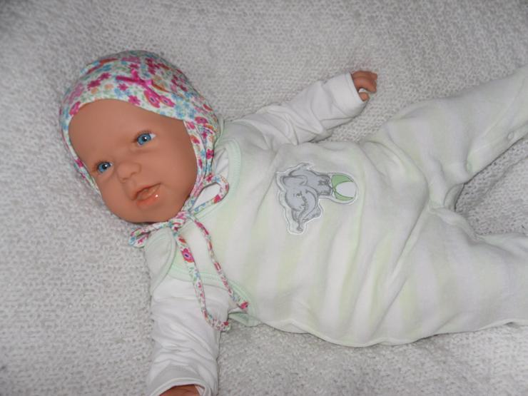 Bild 4: Antonio Juan Babypuppe Henriette 50 cm Baby Puppen Spielpuppen NEU