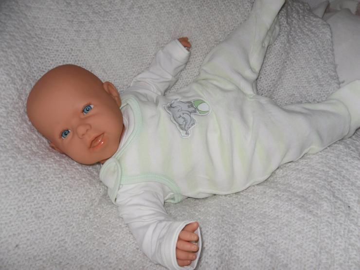 Bild 3: Antonio Juan Babypuppe Henriette 50 cm Baby Puppen Spielpuppen NEU