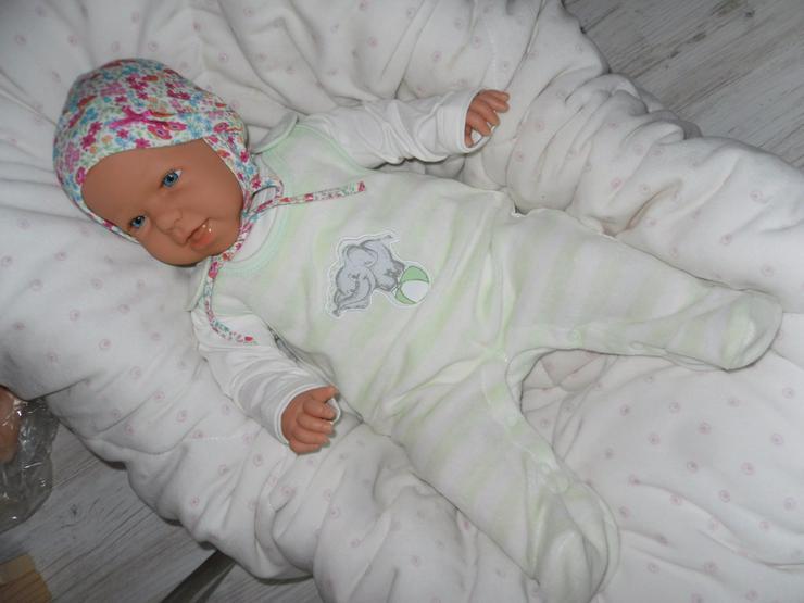 Antonio Juan Babypuppe Henriette 50 cm Baby Puppen Spielpuppen NEU - Puppen - Bild 1