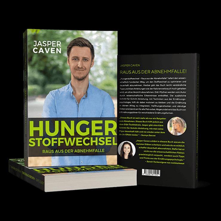 Buch Hungerstoffwechsel zu verschenken - Neues Abnehmbuch