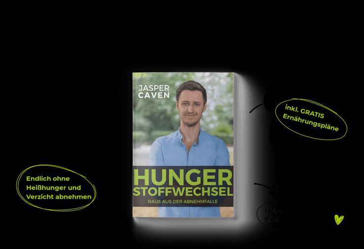 Bild 2: Buch Hungerstoffwechsel zu verschenken - Neues Abnehmbuch