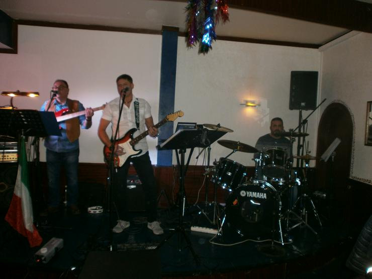 Band Scavo Italienisch Hits Live Musik Top Musiker