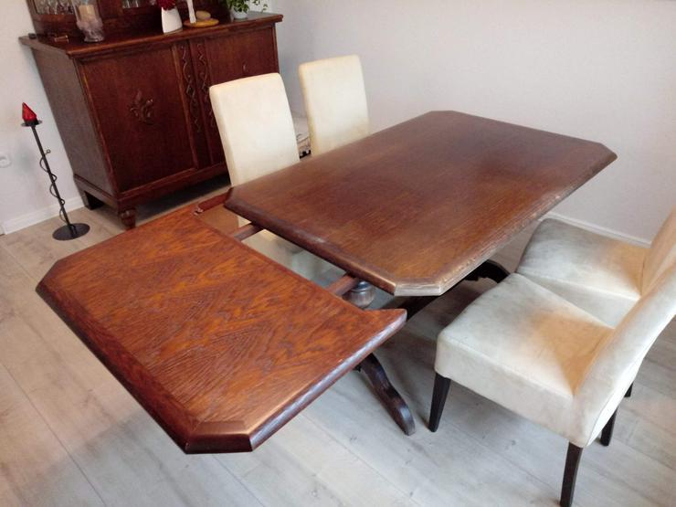 Bild 2: Tisch, Wohnzimmertisch, Esstisch, zu Verschenken