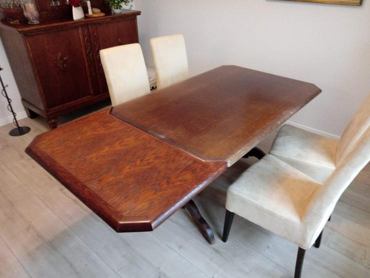 Bild 3: Tisch, Wohnzimmertisch, Esstisch, zu Verschenken