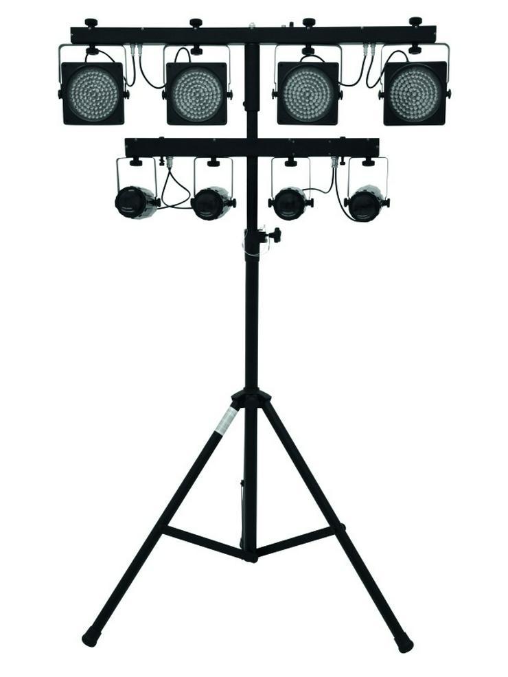 Bild 3: Verleih Eurolite KLS-Kombo Pack 2 LED - Lichtanlage I Partylicht