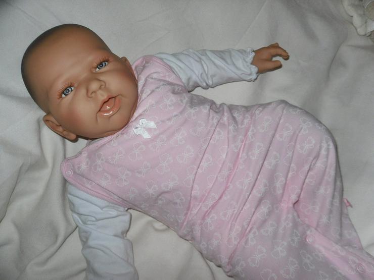 Bild 3: Doro Dolls Babypuppe Charlotte 52 cm Spielpuppe Baby Puppen