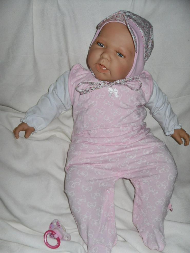 Doro Dolls Babypuppe Charlotte 52 cm Spielpuppe Baby Puppen - Puppen - Bild 1