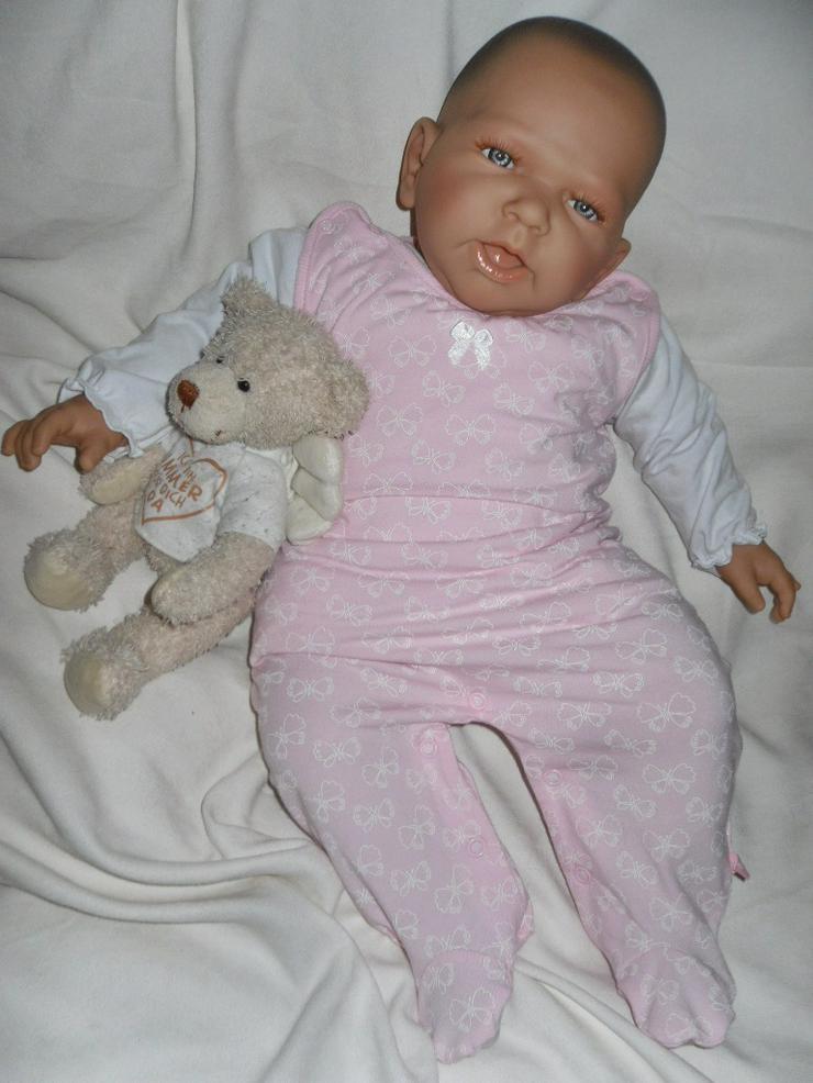 Bild 5: Doro Dolls Babypuppe Charlotte 52 cm Spielpuppe Baby Puppen