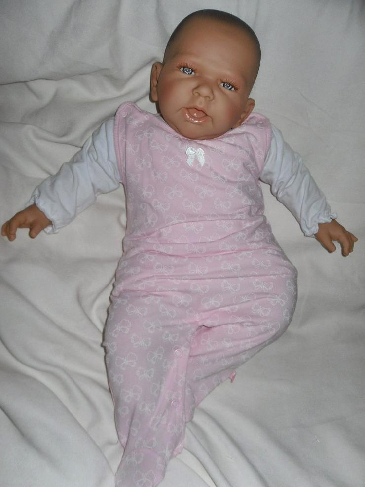 Bild 2: Doro Dolls Babypuppe Charlotte 52 cm Spielpuppe Baby Puppen